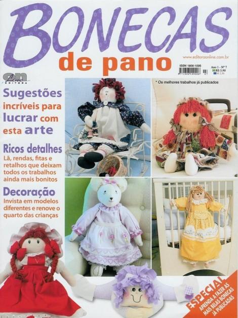 Andrea Artesanato Goiania ~ Arquivo de Revistas de Artesanato 7 jan 2010