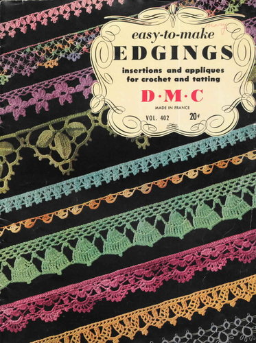 1951-Crochet-Easy-to-make-Edgings