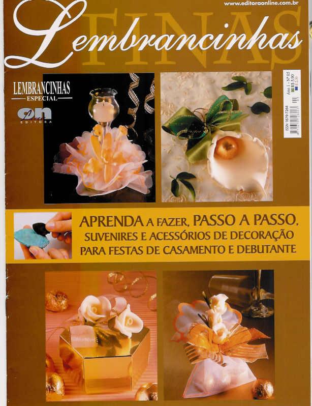 00 36 Lembrancinhas Finas no.5 (CD)
