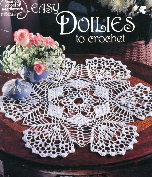 How to Crochet a Doily | eHow.com