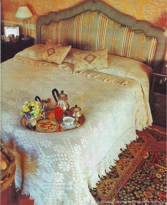 Colcha para cama de casal