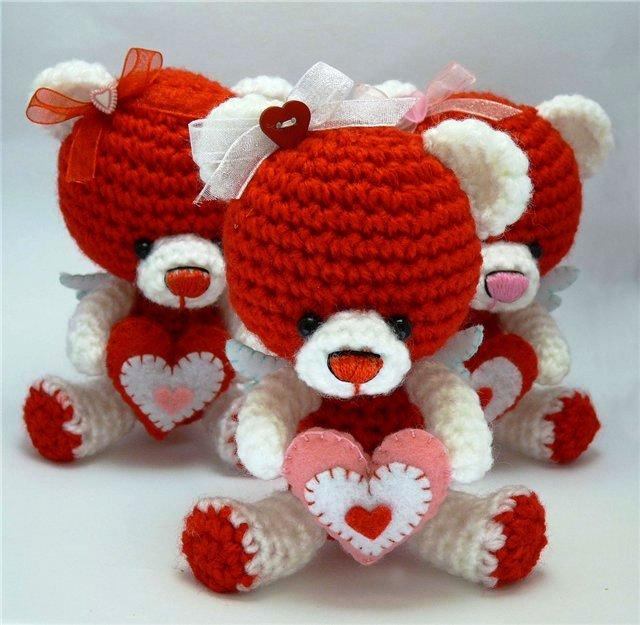 Crochet Patterns Valentines : Category Archives: Bichos de croche