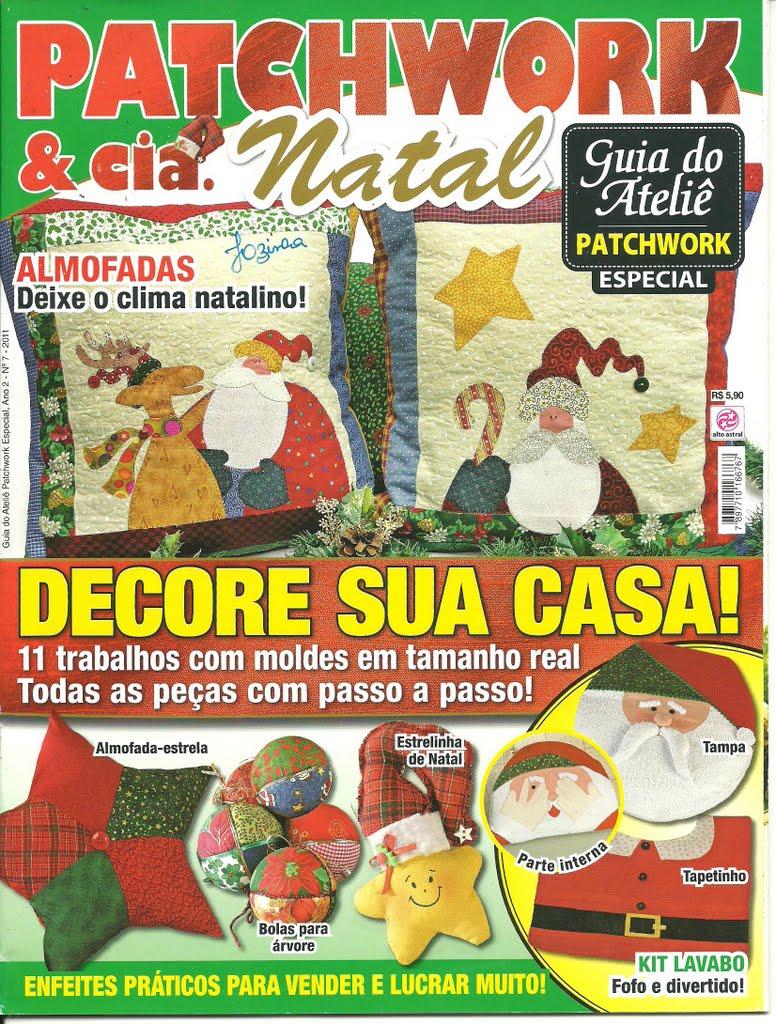 Parches Y Más - Magazine cover