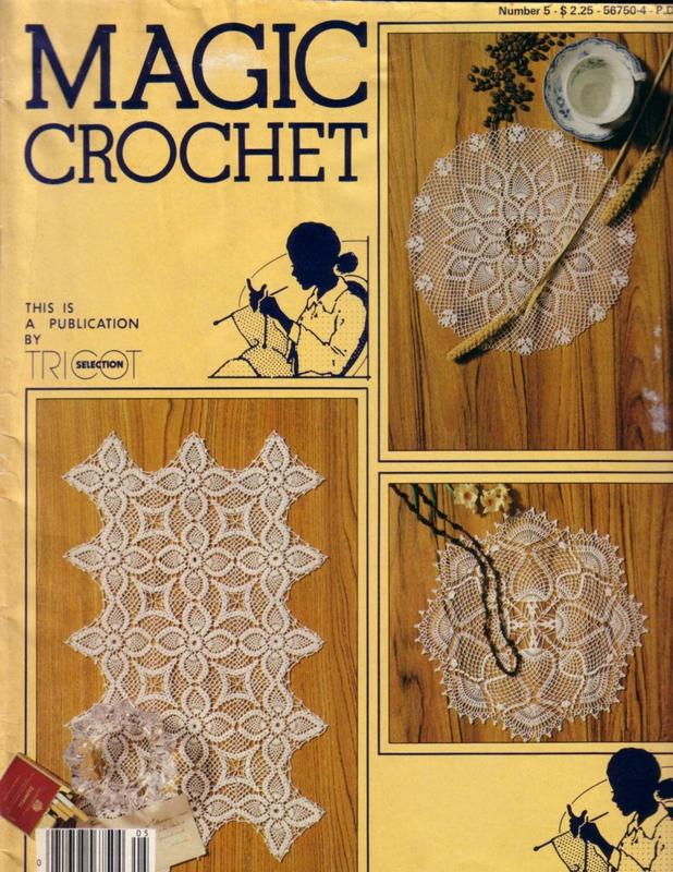 MagicCrochet#5 01